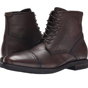 Aquatalia Carter Leather Boots